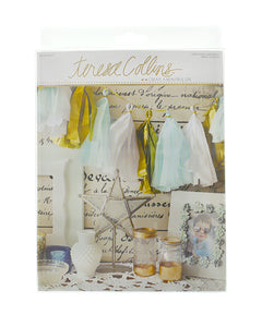 Studio Gold Tassel Banner Kit
