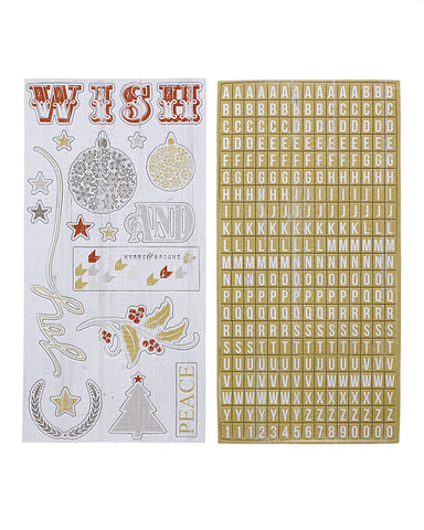 Tinsel and Company Chipboard Elements