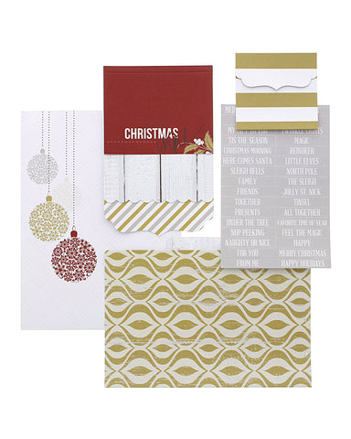 Tinsel and Company File Folders
