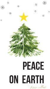 Peace On Earth Phone Wallpaper