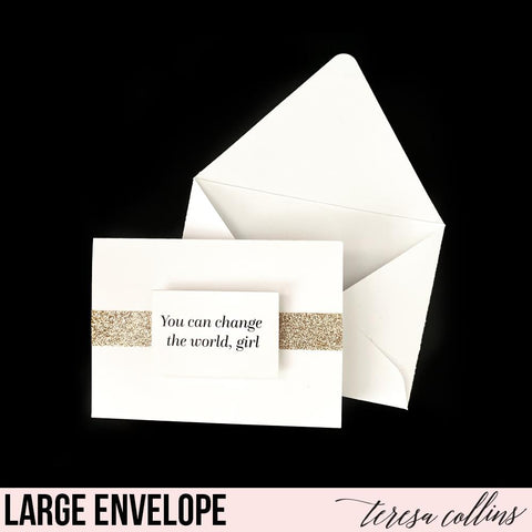 Large Envelope - Teresa Collins Studio