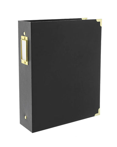 Designer Photo Memory Album (Black)