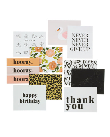 Hello Designer Greeting Card Set