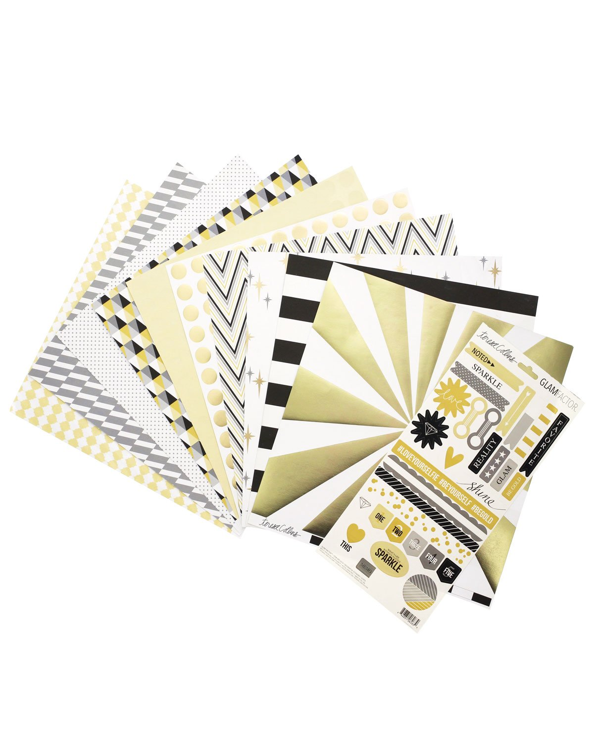 Glam Factor Paper Collection