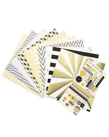 Glam Factor Paper Collection - Teresa Collins Studio