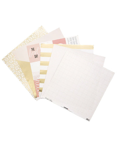 Project Pink Paper Collection - Teresa Collins Studio