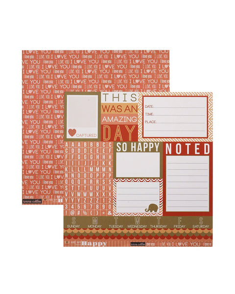You Are My Happy Paper Collection - Teresa Collins Studio