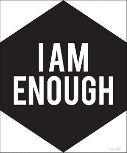 I am Enough Print