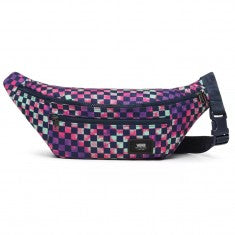 Vans Ward Cross Body Bag - Tie Dye Check