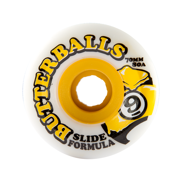 SECTOR 9 BUTTERBALLS 70mm 80a