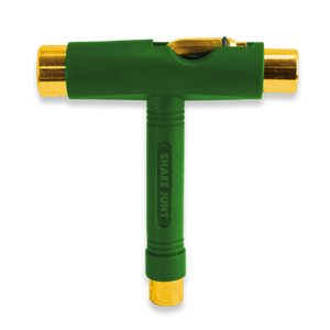 SHAKE JUNT GREEN/YELLOW TOOL