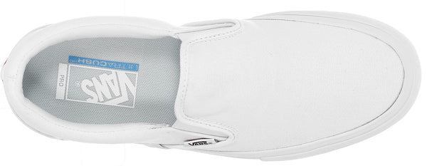 SLIP-ON PRO - WHITE