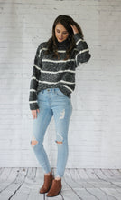 Load image into Gallery viewer, LUCY STRIPED SWEATER