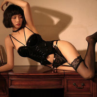Japanese Lolita  Tops and Panty Lingerie Set