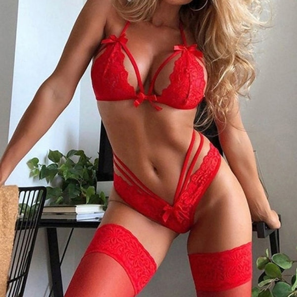 Erotic Bra Panty Set