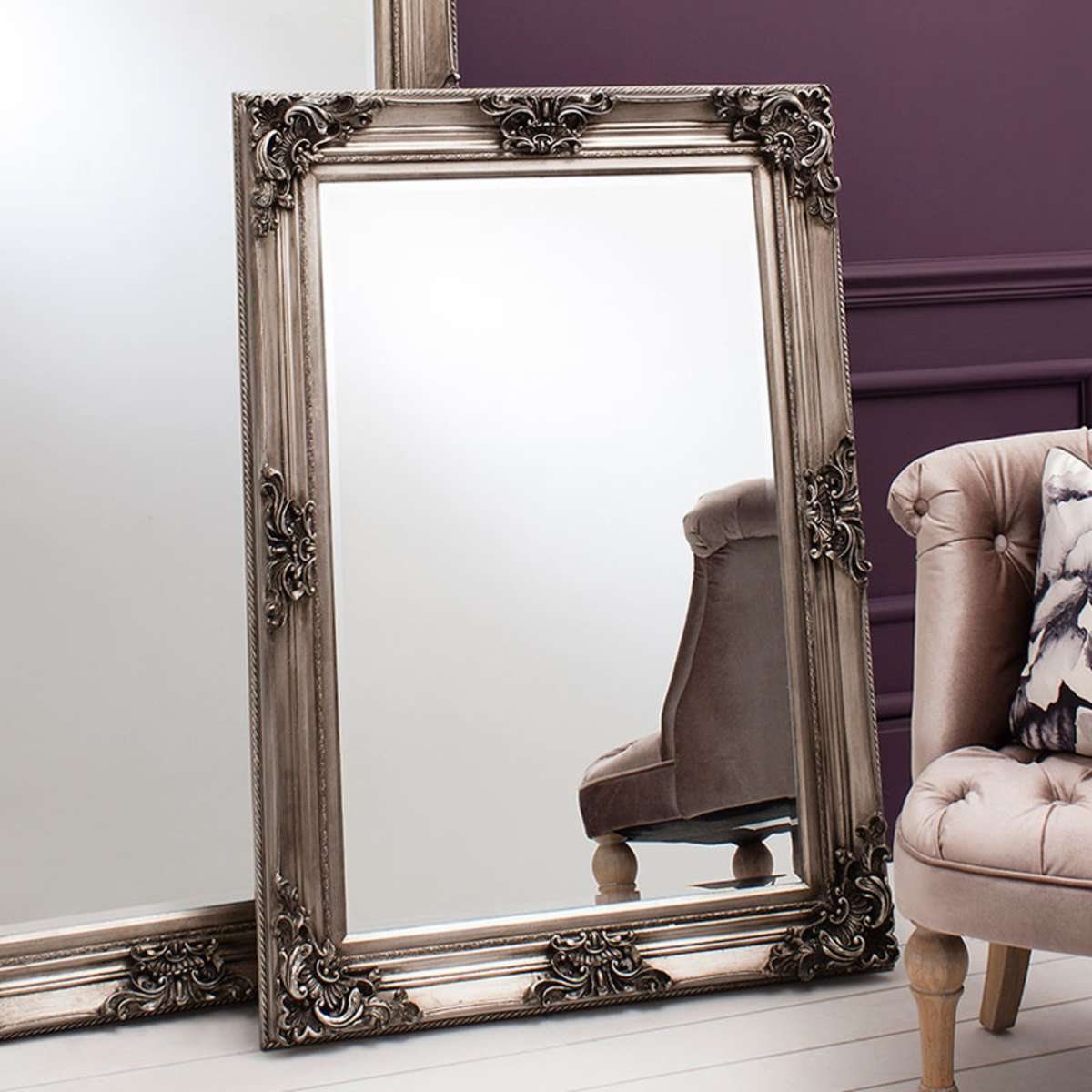 Gallery Bronham Mirror in 2 SizesGallery Bronham Mirror in 2 Sizes