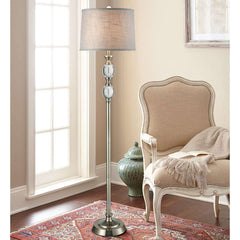 Bridgeport Designs Crystal Floor LampBridgeport Designs Crystal Floor Lamp