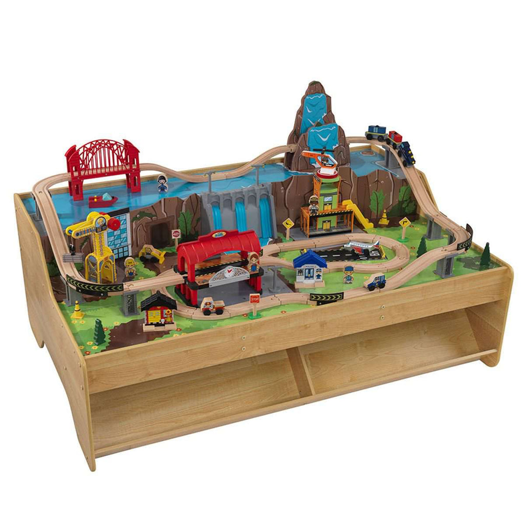 KidKraft Grand Central Station Train Set and Table (3+ Years)KidKraft Grand Central Station Train Set and Table (3+ Years)