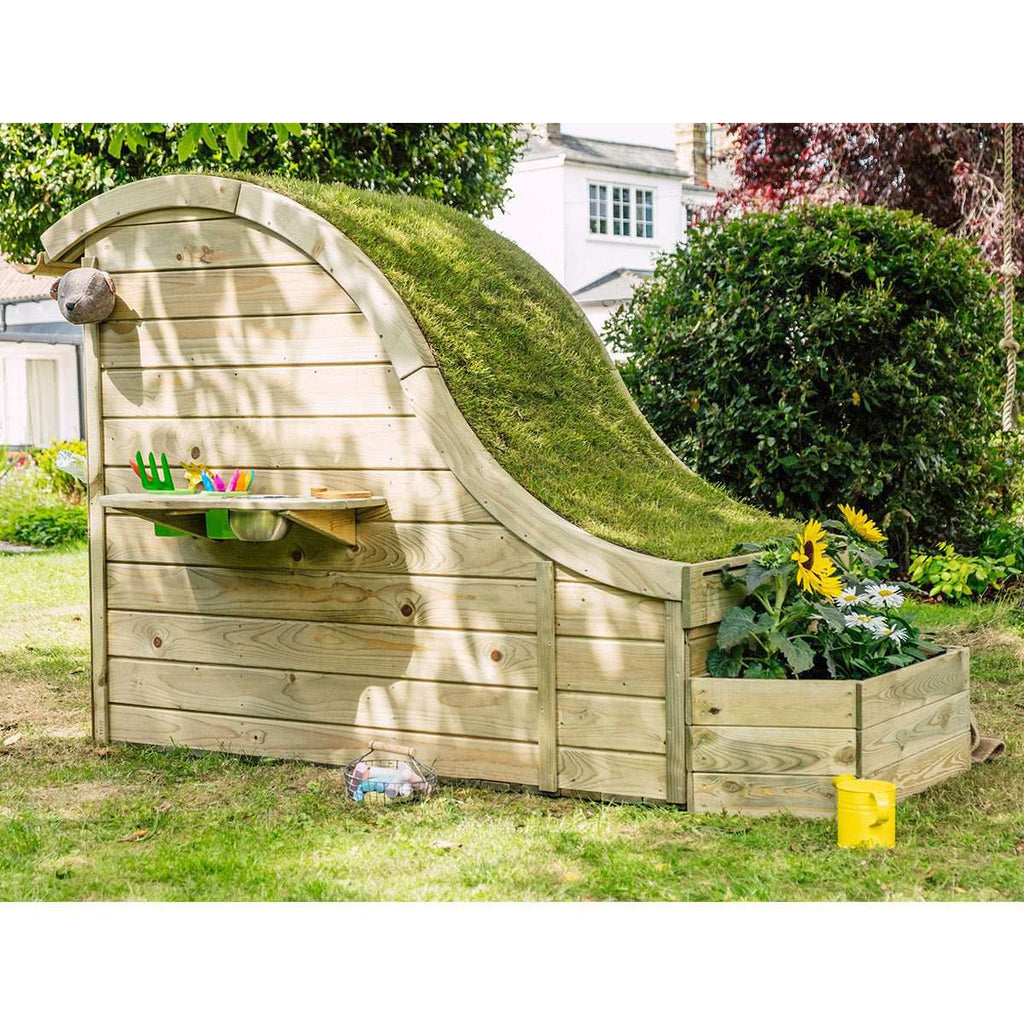 Plum Discovery Nature Play Hideaway Playhouse (3+ Years)Plum Discovery Nature Play Hideaway Playhouse (3+ Years)