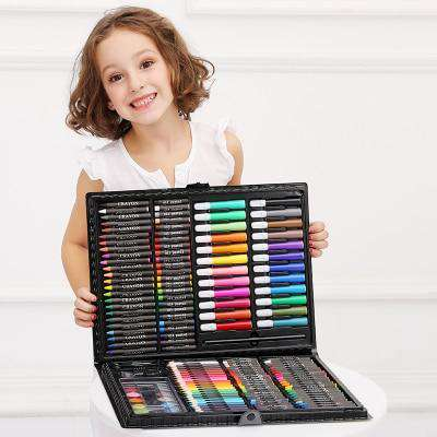 168/288pcs Art Set Painting Watercolor Drawing Tools