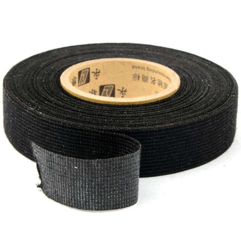 19mmx15m Tesa Coroplast Adhesive Cloth Tape for Cable Harness Wiring Loom P0.5, Default title 0, www.suppashoppa.co.uk