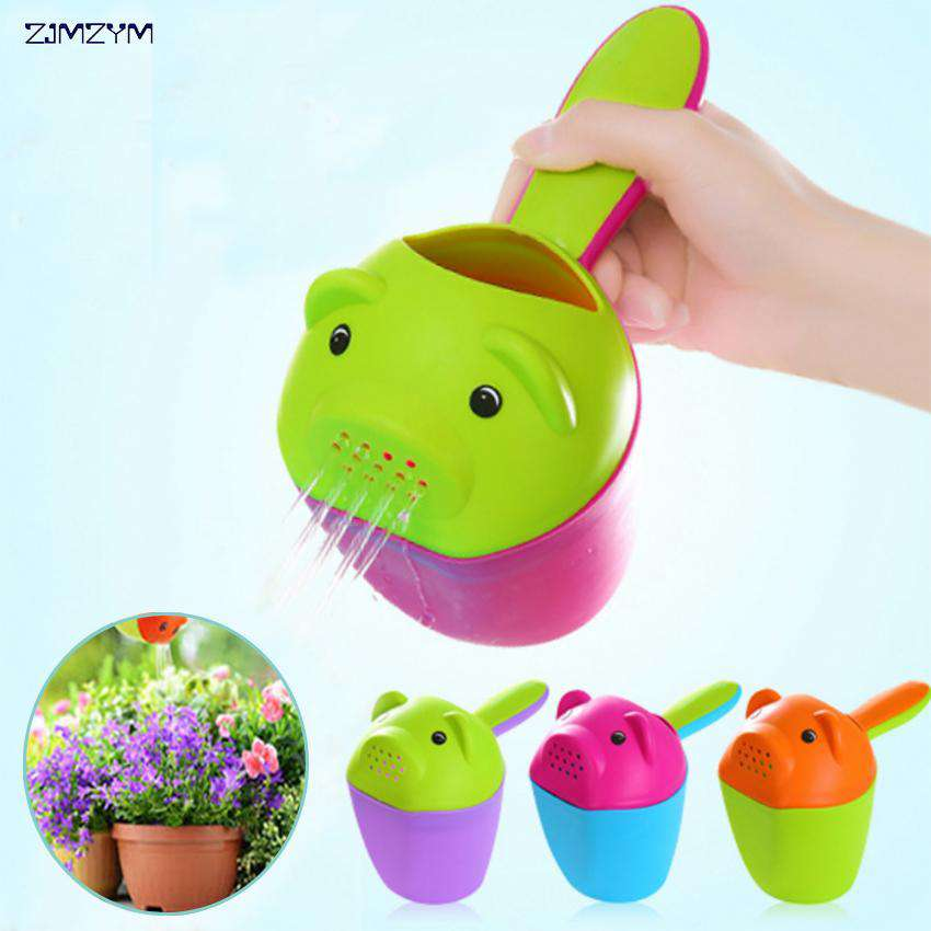 cartoon multifunctional water shower cup