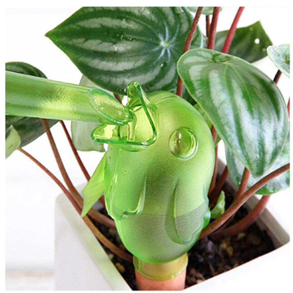 1Pc Cute Bird Gardening Flower Pot Plant Potted Automatic Watering Tools Watering Drip Device Gardening Water Can, , www.suppashoppa.co.uk