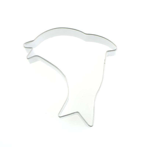 1Pc Stainless Steel Dolphin Cookie Cutters Fondant Biscuits Cutters Tools