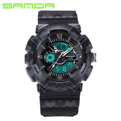 2017 New Mens Watches G Style Fashion Sport Military Digital Watch Men Top Brand Luxury S Shock Wrist Watches Relogio Masculino