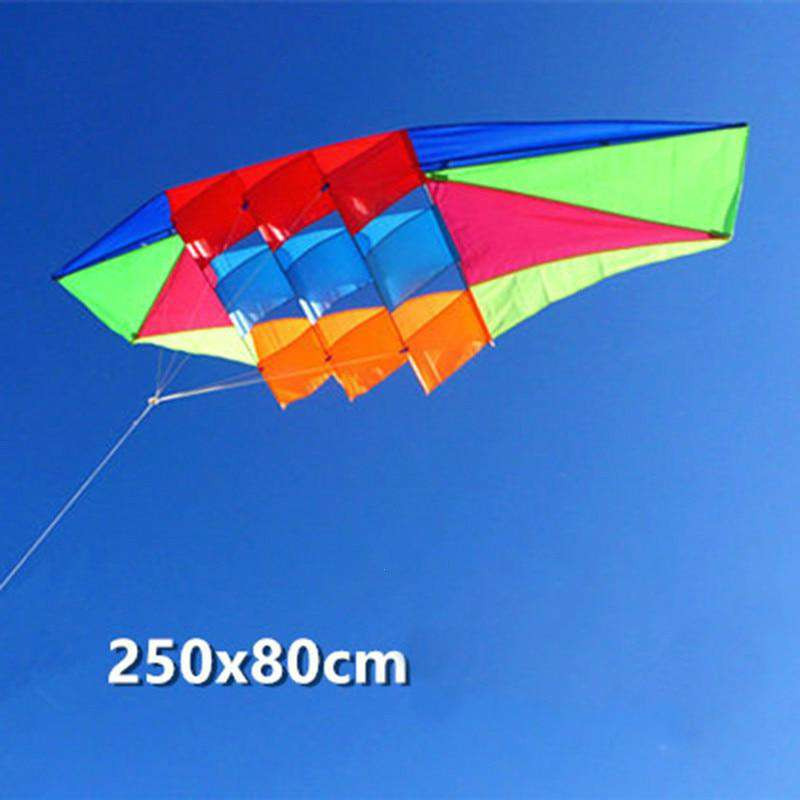 2.5 Meters Colorful Cloth Radar Kite