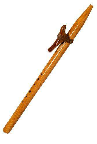 Roosebeck Native American Style Flute, Satinwood
