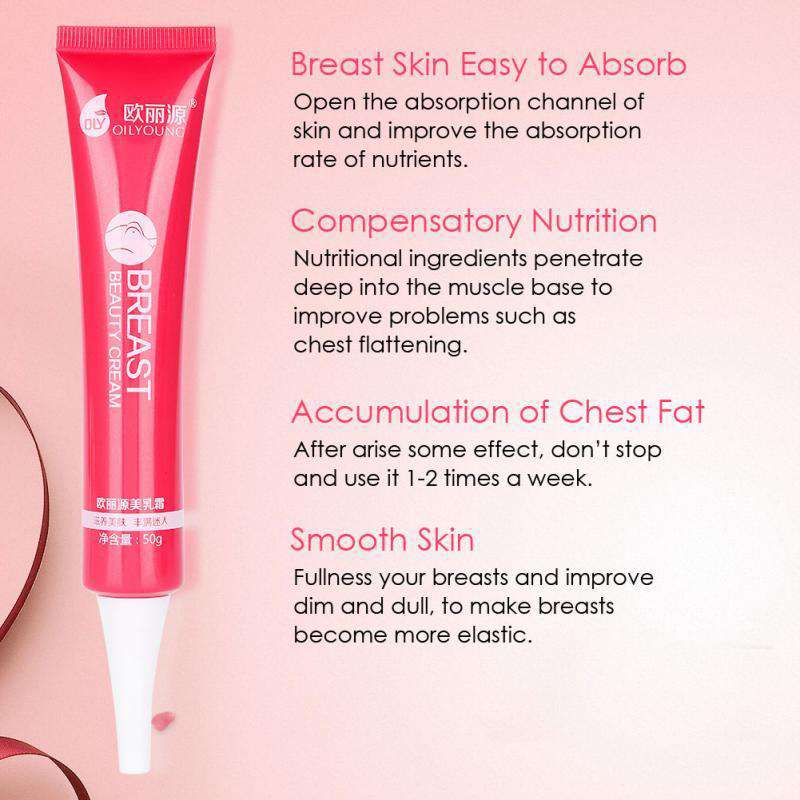 50g Breast Firming Cream Attractive Bust Enlargement Enhancement Lifting Cream Size Up Beauty Breast Skin Care Supplement Cream, , www.suppashoppa.co.uk