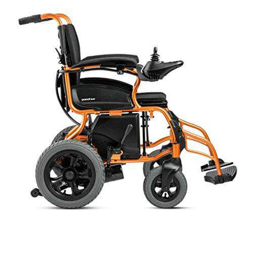 Intelligent Automatic Portable Wheelchair