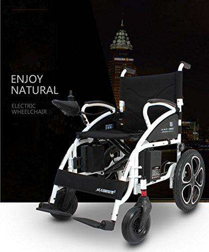 Multi-function Electric Wheelchair