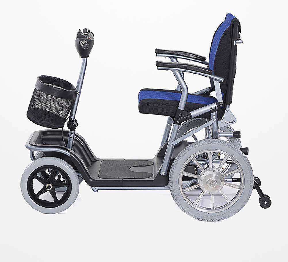 Portable Mobility Scooter For The Elderly And Disabled