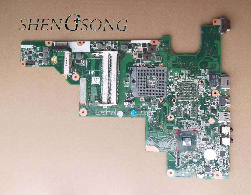 646669-001 for HP CQ43 for hp 631 Notebook for hp 430 for hp 630 laptop motherboard HM55 integrated DDR3 100% working
