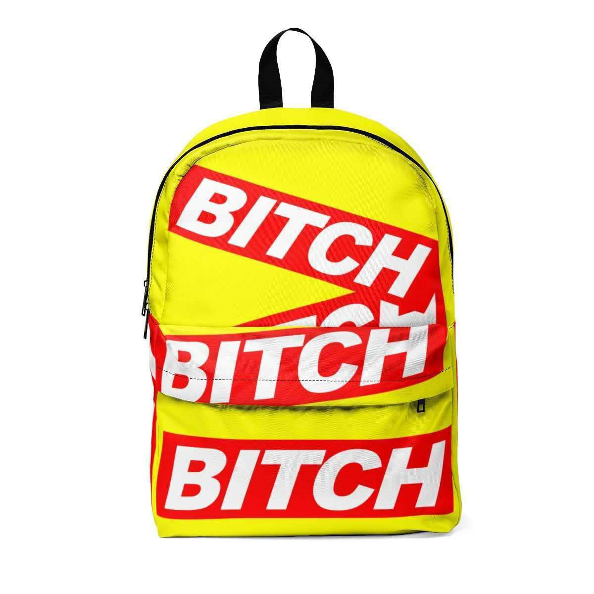 * BITCH Y Unisex Classic Backpack