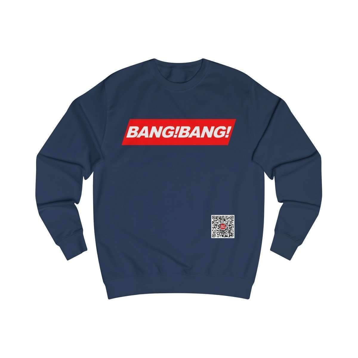 *BANGBANG Men's Sweatshirt