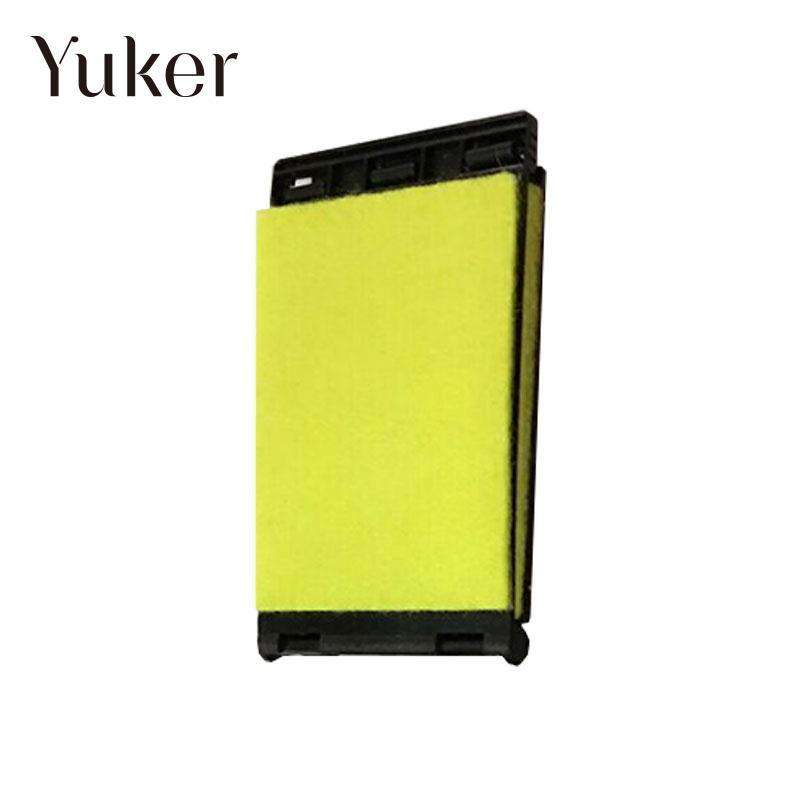 Yuker String Scrubber Fingerboard Cleaner for Guitar Bass Stringed Instrument Guitar Parts 3 Colors