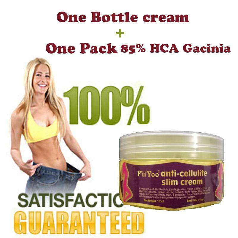 FiiYoo 85% HCA Pure Garcinia cambogia extract slimming cream plus garcinia Cambogia diet supplement weight loss cream, , www.suppashoppa.co.uk
