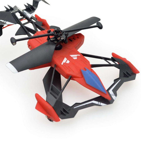LeadingStar RC Helicoptor Children Airphibian Drone Wireless Dual Channels Aircraft Remote Control Helicopter Toys For Kids, , www.suppashoppa.co.uk