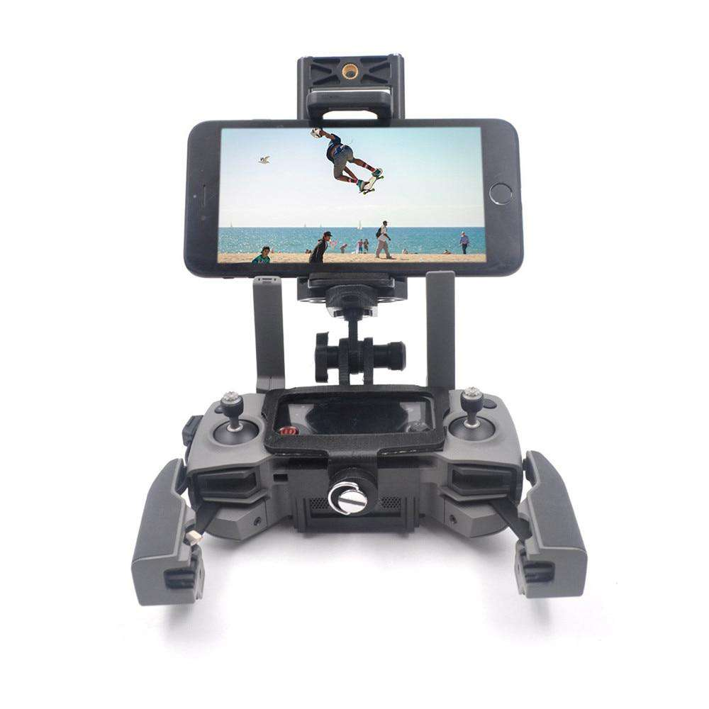 Phone Tablet Holder set for 2 Pro/Zoom RC Transmitter Remote