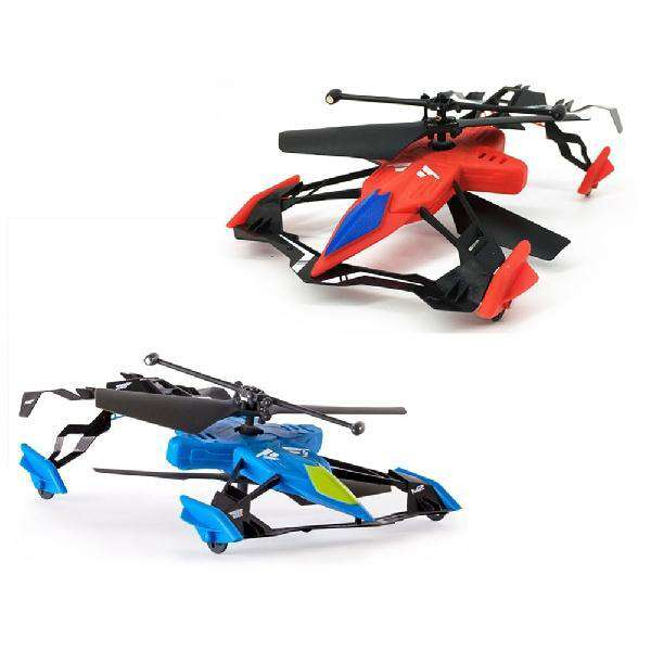 RCtown RC Helicoptor Children Airphibian Drone Wireless Dual Channels Aircraft Remote Control Helicopter Toys For Kids zk30, random, www.suppashoppa.co.uk