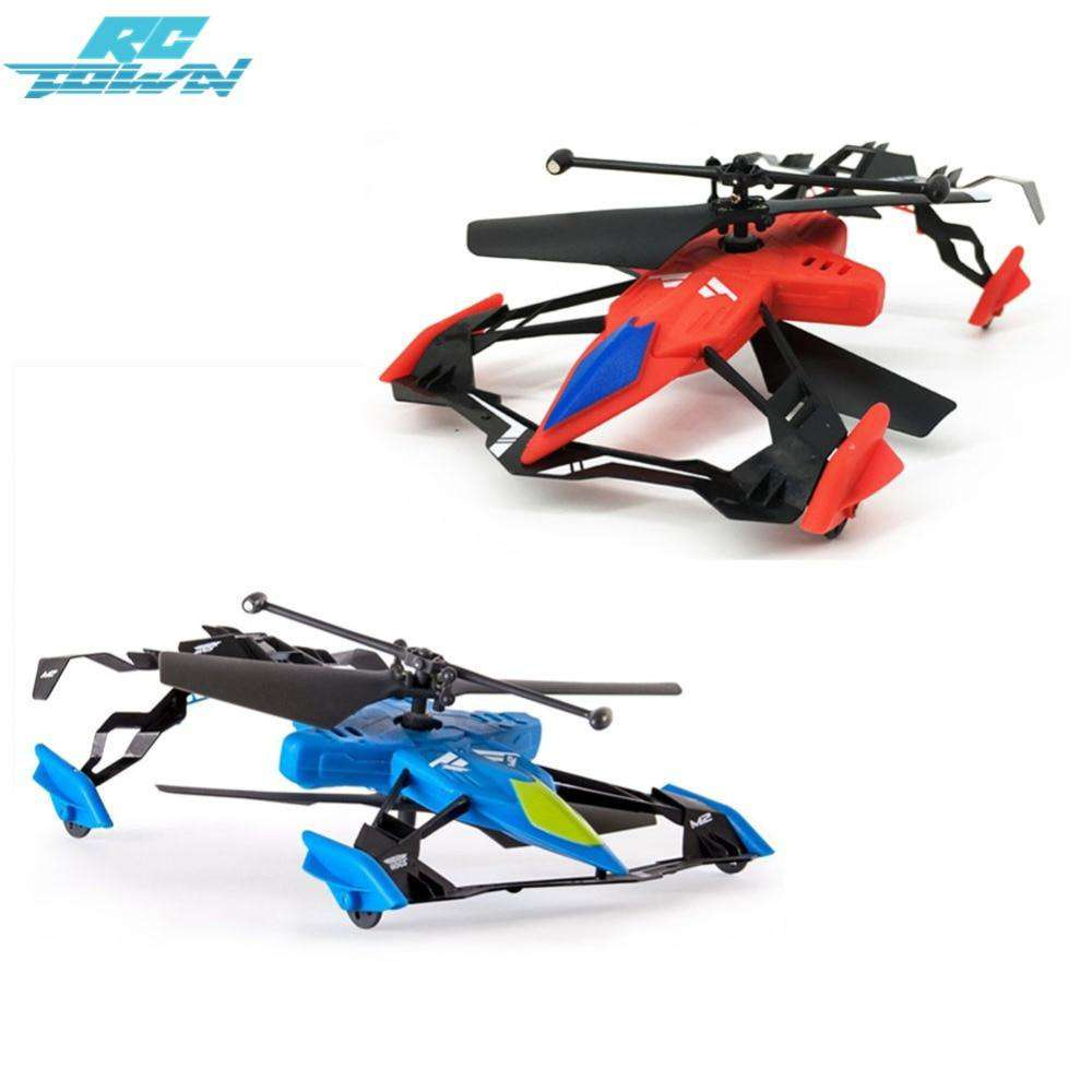 RCtown RC Helicoptor Children Airphibian Drone Wireless Dual Channels Aircraft Remote Control Helicopter Toys For Kids zk30, , www.suppashoppa.co.uk