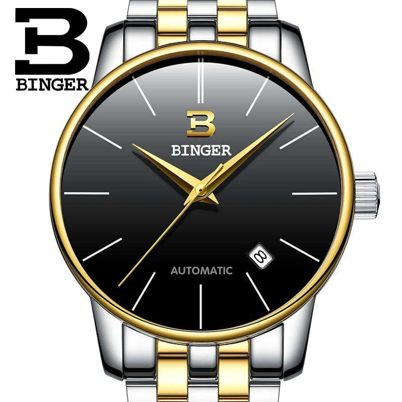 Reloj Hombre Top Brand Luxury Simple Fashion Casual Business Watches Men Date Waterproof Automatic Mens Watch relogio masculino, , www.suppashoppa.co.uk