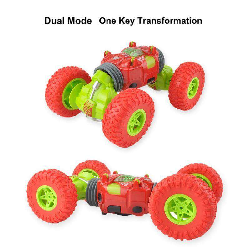 Remote Control Toy RC Climbing Mini Car Truck Crawler Scale Double-side