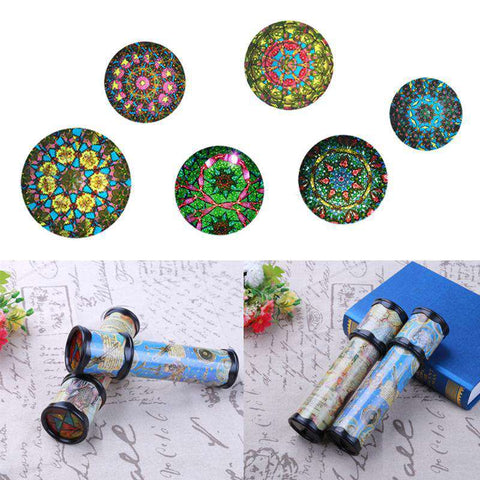Rotating Stretchable Magic Kaleidoscopes Adjustable Colorful World Preschool Toys Kid Children Fancy Colored World 18/20/30cm, , www.suppashoppa.co.uk