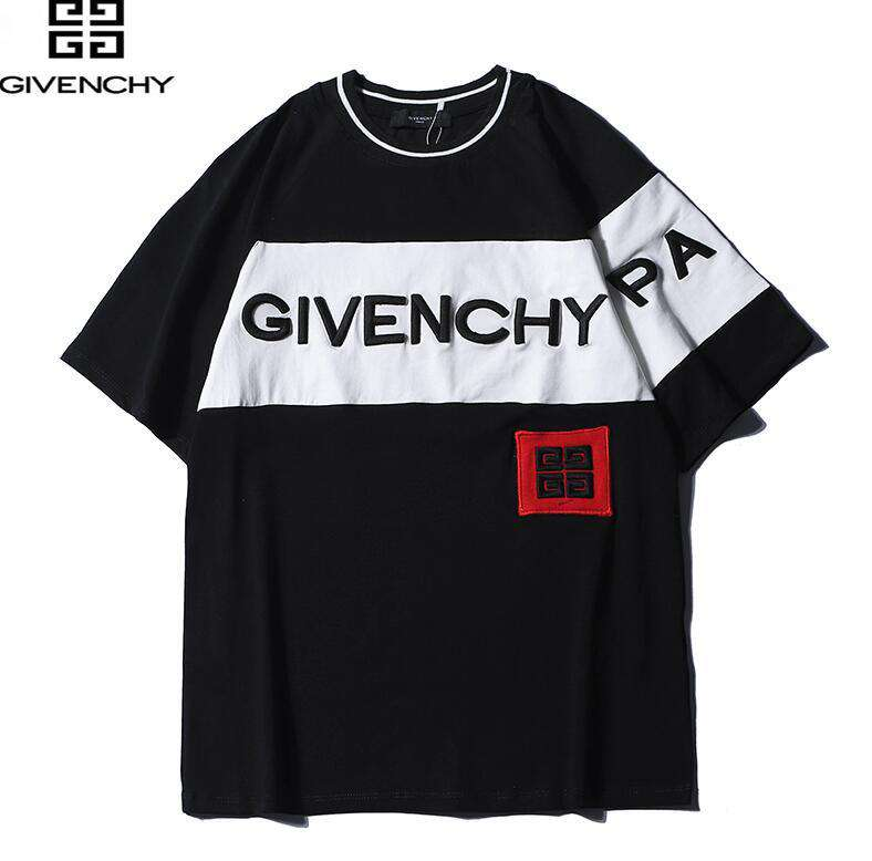 cotton blend Luxury Europe Italy Vintage Coco Capatain Tshirt Fashion Men Women T Shirt Casual Cotton Tee Top givenchy