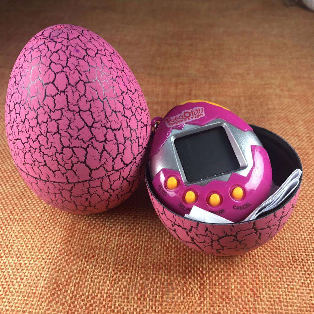 Dinosaur egg Virtual Cyber Digital Pet Game Toy Tamagotchis Digital Electronic E-Pet Christmas Gift DROPSHIPPING, , www.suppashoppa.co.uk