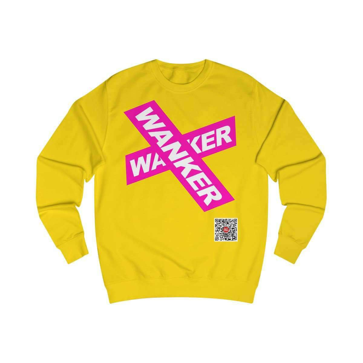*WANKER C Men's Sweatshirt